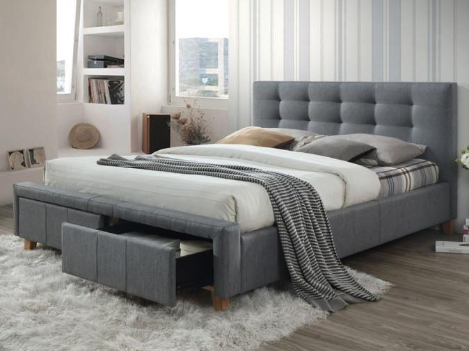 Двуспальная кровать SIGNAL ASCOT