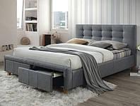Двуспальная кровать SIGNAL ASCOT, фото 1