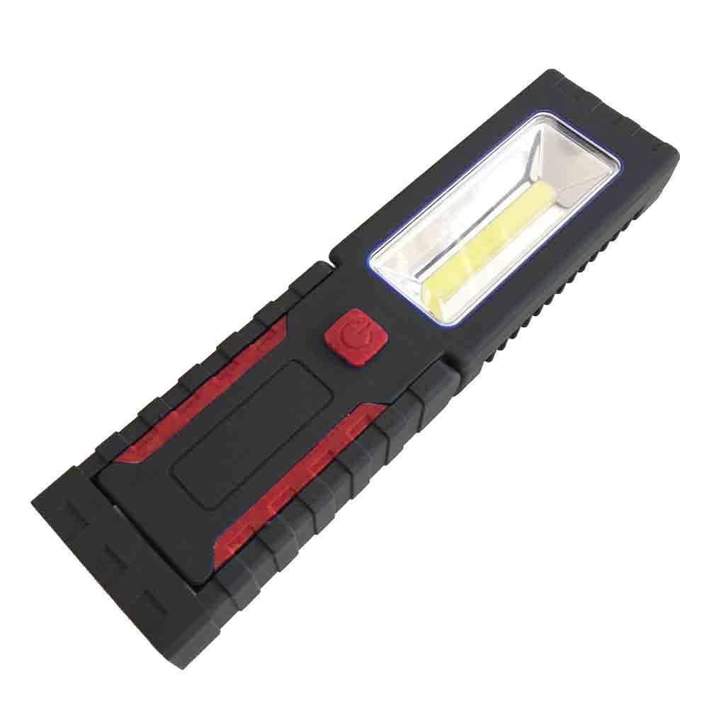 Гибкий фонарик с магнитным креплением