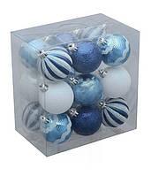 Набор новогодних игрушек Holiday Time Игрушки на Елку
