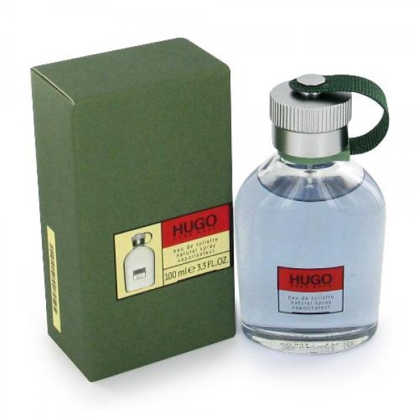 Hugo Boss Hugo men EDT 100 ml (лиц.)