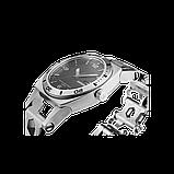 Часы-браслет Leatherman Tread Tempo серебро, фото 6