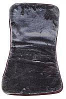 Накидка на автомобильное сидение из овечьей шерсти