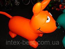 Игрушка-прыгун  MS 1440 (Оранжевый), фото 2