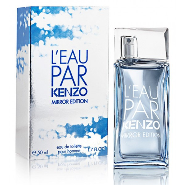 Kenzo L`eau par Kenzo Mirror edition pour homme edt 100ml (лиц.)