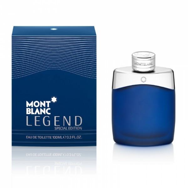 Mont Blanc Legend special edition EDT 100 ml (лиц.)