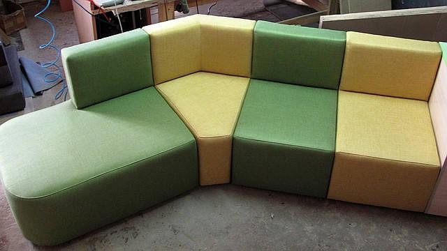 Дитячий диван з коробом для іграшок, фото 2