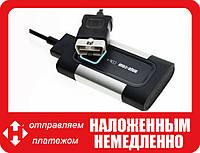Автосканер Autocom (двухплатный) на  зеленых платах  Год гарантии !!!