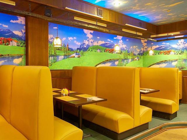 Мягкая мебель для кафе, ресторана, баров