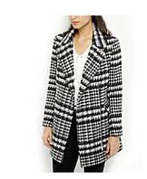Тёплое шерстяное пальто классическое New Look