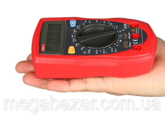 Портативный мультиметр UNI-T UT33D