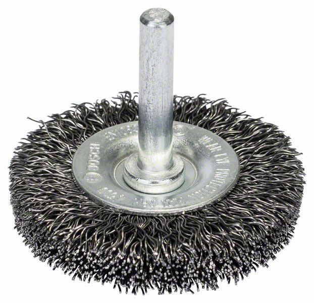 Щітка кільцева 50х12х6мм сталь BOSCH