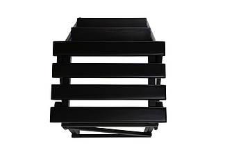 Деревянная лесенка h62 (black) черная, фото 3