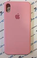 Силиконовый чехол для iPhone Xs Max, - «цветущая роза» - copy original