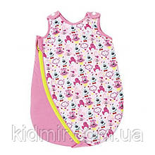 Спальник конверт для ляльки Бебі Бон Яскраві сни Baby Born Zapf 824450