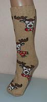 Носки женские шерсть-махра ароматизированые 1 пара 36-40 раз, фото 1