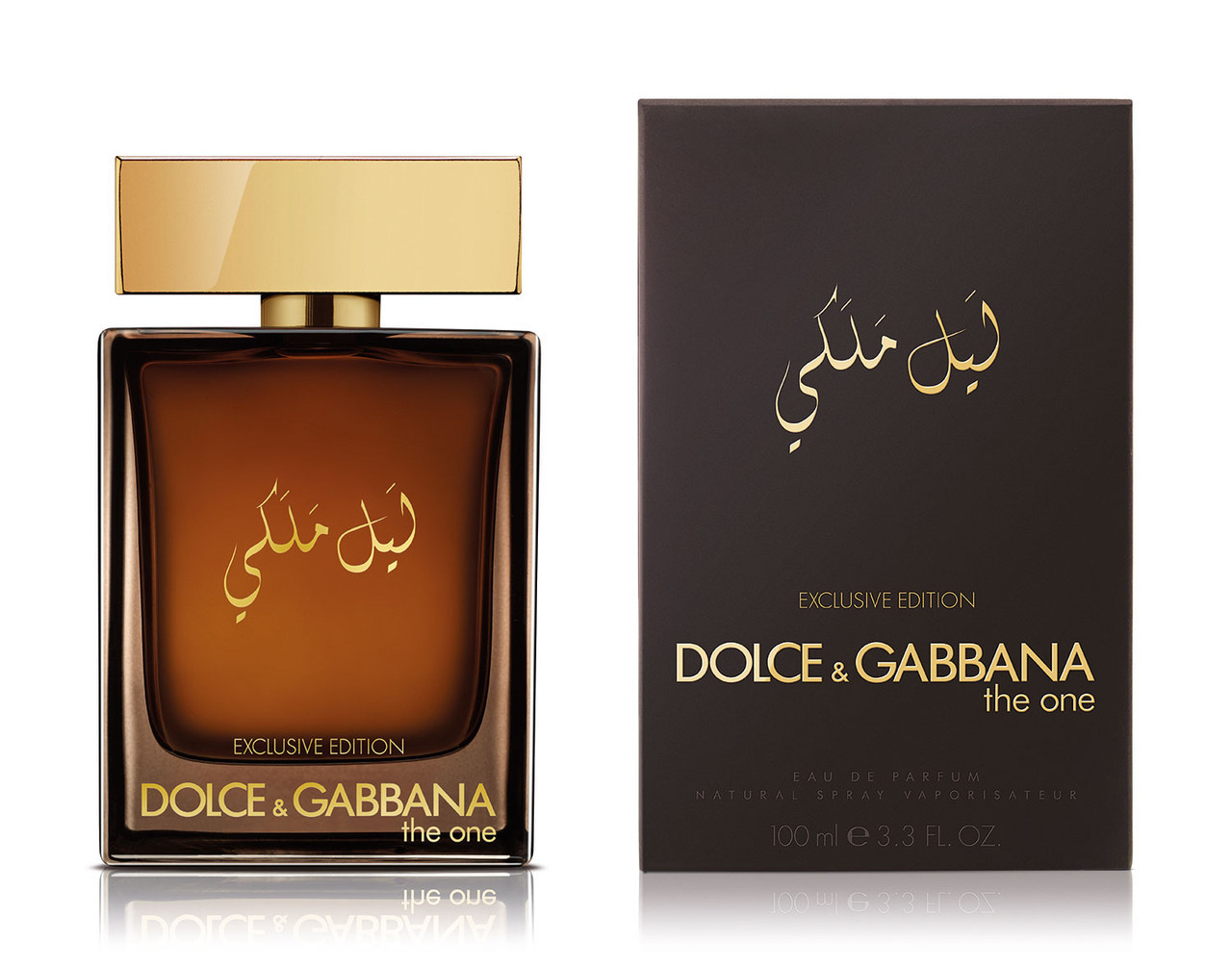 Dolce Gabbana the one Exclusive Edition  edp 100ml Tester
