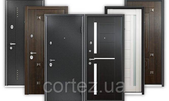 Выбираем входные металлические двери