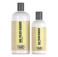Жидкость для снятия лака Nub Nail Polish Remover Non-Acetone Объем: 500 мл