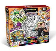 """Детский набор Комплект креативного творчества """"My Color Bag"""" сумка-раскраска мини 6833DT, фото 1"""
