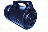 Аккумуляторный фонарь TD-6000 15W, мощный ручной светодиодный фонарь-фара, фото 4