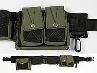 "Поясная сумка, карман, милитари,""Travel""(к)"
