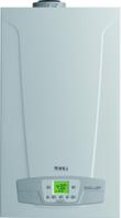 Конденсационный котел Baxi Duo-Tec Compact 24 кВт. + труба и колено