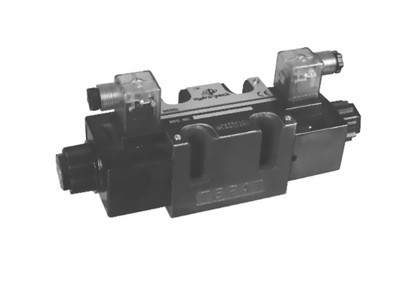 Електромагнітний (соленоїдний) клапан Hydro-pack ISO 4401-AC-05--4-A регульований