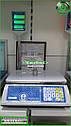 Весы торговые Вагар VPL LED 30 кг, фото 2