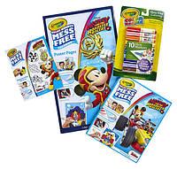 Crayola Набор Крайола Микки Маус Color Wonder Mess Free Mickey Mouse Bundle
