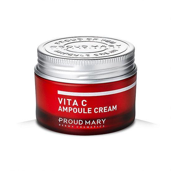 Proud MaryОсветляющий Крем с Витамином С Vita C Ampoule Cream 50ml