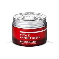 Proud MaryОсветляющий крем с витамином С Vita C Ampoule Cream
