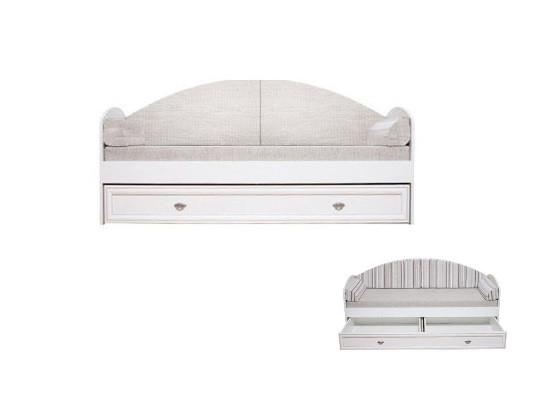 Кровать с ящиком LOZ80 Салерно Гербор (Salerno Gerbor)