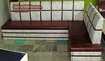 """Оригинальный кухонный уголок """"Никко"""" изготовим под заказ 2450x1600мм, фото 2"""