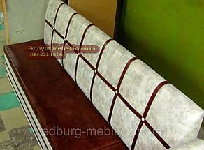 """Оригинальный кухонный уголок """"Никко"""" изготовим под заказ 2450x1600мм, фото 3"""
