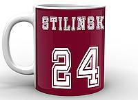 Кружка GeekLand белая Волчонок Teen Wolf чашка Stilinski 24 Волчонок TW.02.041