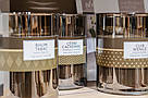 Свеча (арома) LOUNGE XL 100 H. Rhum-Tabac MERCURY GLASS BLF, фото 4