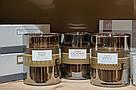 Свеча (арома) LOUNGE XL 100 H. Rhum-Tabac MERCURY GLASS BLF, фото 5