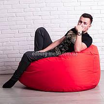 Кресло мешок груша Большой   красный Oxford , фото 3