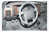 Накладки на торпеду Volvo 440/460 1988-1996  (декор панели Вольво 440)