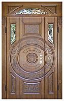 Одностворчатые и двустворчатые уличные двери — особенности и преимущества