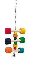 Ferplast PA 4091 Деревянная игрушка для попугаев