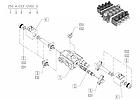 Прямий соленоїдний контрольний гідроклапан Hydro-pack Z50-A-ES3 12VDC-G, фото 4
