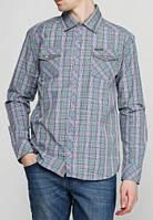 Мужская рубашка в клетку (2310/34)