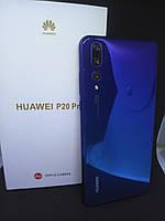 Официальная копия Huawei P-20 Pro VIP версия 64GB Синий
