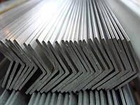 Алюминиевый неравно полочный алюминиевый уголок 30х15х1,5 мм  АД31 Т 5