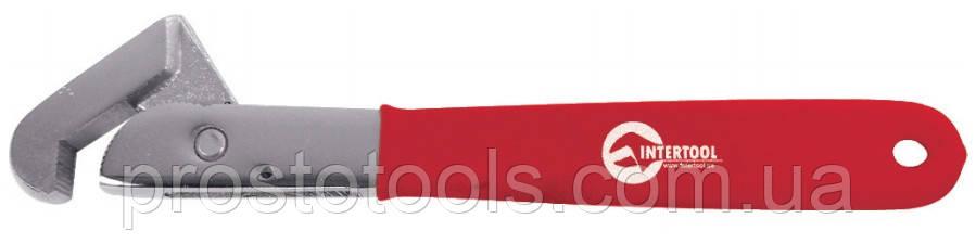 Ключ трубный накидной 230 мм Intertool  XT-3001
