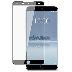 Защитное стекло 3D Full Screen для Meizu 15 PLUS, черное