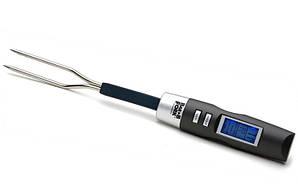Профессиональный цифровой термометр-вилка для мяса Digital FORK S-221 (LN-V-0056) (0-100C) 5 режимов(mdr_2105)