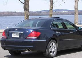 Заднее стекло Acura RL (2005-2012) седан
